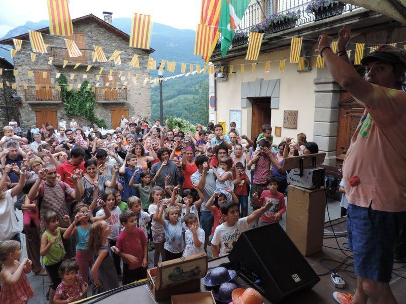 Les festes majors d'estiu al Ripollès