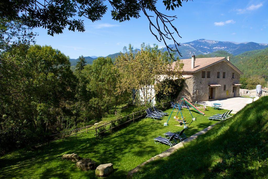 Casa rural al Ripollès